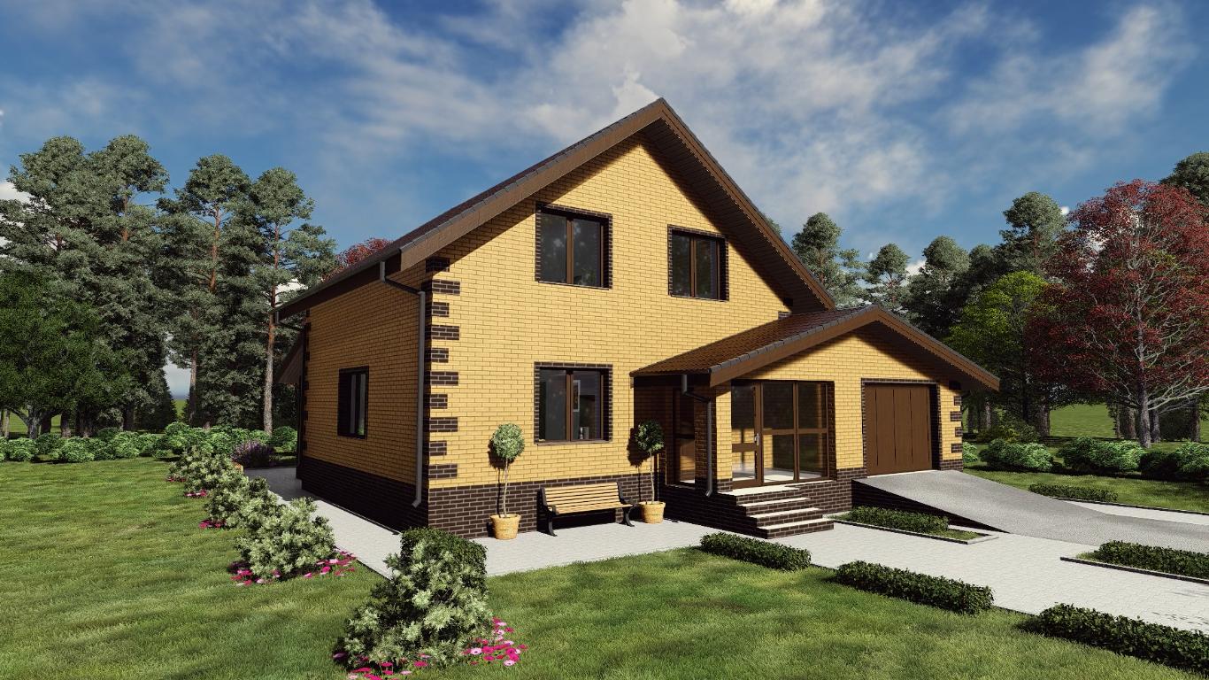 фаталити фото построенных домов с проектами браслет